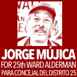 Mujica and the Chicago Socialist Campaign: A Small Battle in