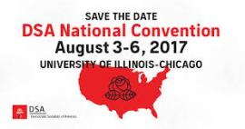 DSA's Convention – Back to the Democratic Party or an