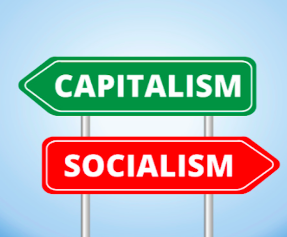 Non-liquidating distributions definition of socialism